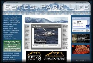 New Estes Park Website...